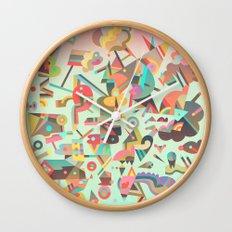Schema 11 Wall Clock