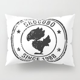 Chocobo since 1988 - Final Fantasy series Pillow Sham