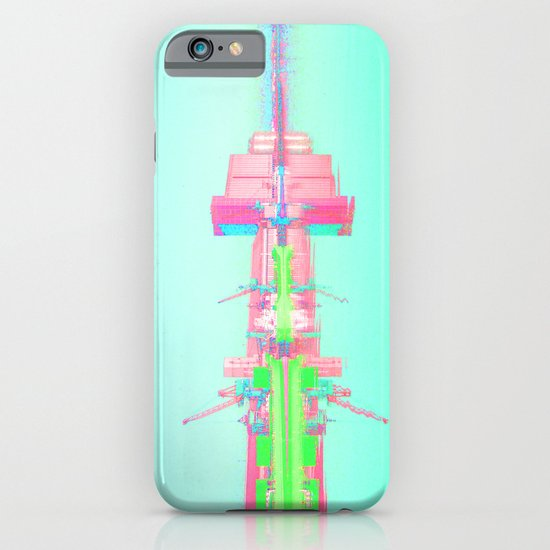 Neon Port iPhone & iPod Case