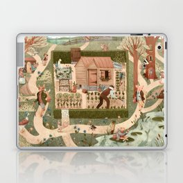 Beatrix's Friends Laptop & iPad Skin