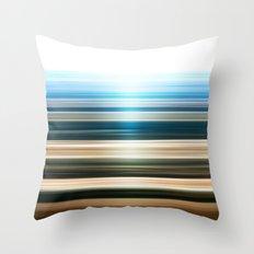 Canyon Stripes Throw Pillow