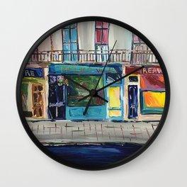 pimlico villege Wall Clock