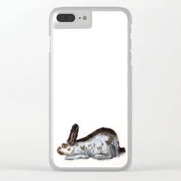 Earl Grey Clear iPhone Case