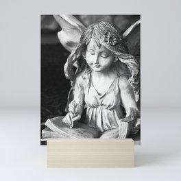 Fairie Scribe Mini Art Print