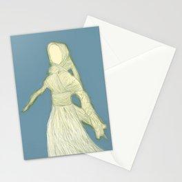 Corn Husk Doll Stationery Cards