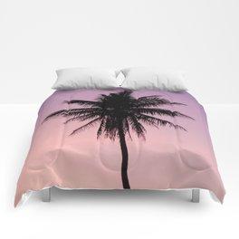 Summer Palms Comforters