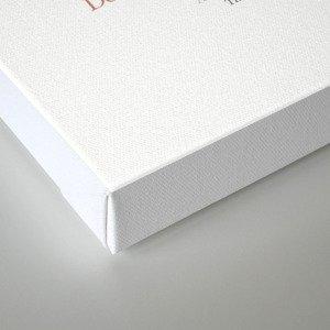 Books Everyone Should Read (Virgin-version) Canvas Print