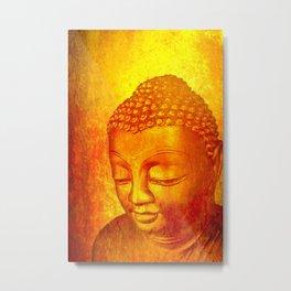 Buddha from Sri Lanka Metal Print