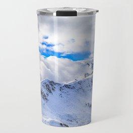 Caucasian ridge Travel Mug