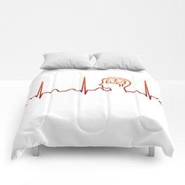 Neurologist Heartbeat Comforters