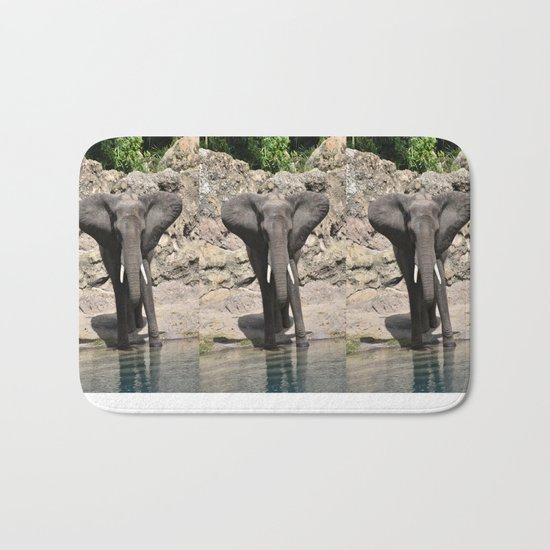 Elephant Ears Bath Mat