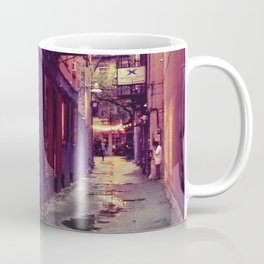 Evenings on the Lower East Side, New York City Coffee Mug