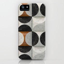 Marble game iPhone Case
