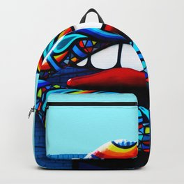 Rainbow Kiss Backpack
