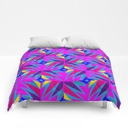 Retro Rosemary Pink Comforters