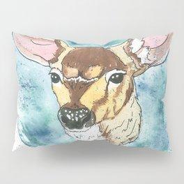 Spring Fawn Pillow Sham