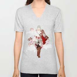 Assassins Creed: Ezio Auditore da Firenze Unisex V-Neck