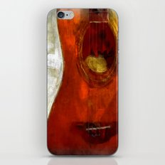 my spanish guitar  iPhone & iPod Skin