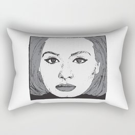 Hello It's Me Rectangular Pillow