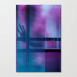 anaglych_2.0_11 Canvas Print