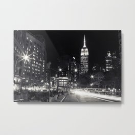 Madison Square Park Metal Print
