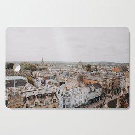 Oxford, England Cutting Board