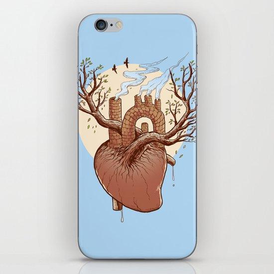 Always in my heart iPhone & iPod Skin