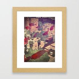 Cairo Framed Art Print