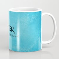 writer Mugs featuring Writer by Indie Kindred