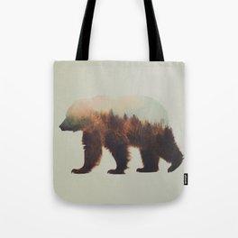 Norwegian Woods: The Brown Bear Tote Bag