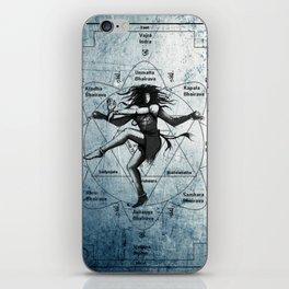 Shiva as Nataraja iPhone Skin