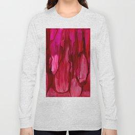 Crimson Forest Long Sleeve T-shirt