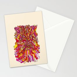 Wold by day Stationery Cards