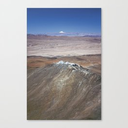 Paranal in Chile home of ESO's Very Large Telescope Canvas Print