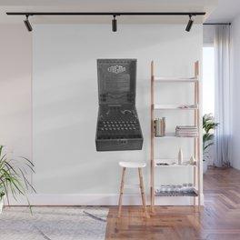 Enigma Machine Wall Mural