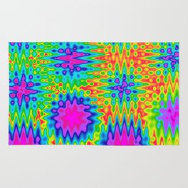 Spectral Frequency Rug