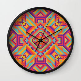 Rivers Wall Clock