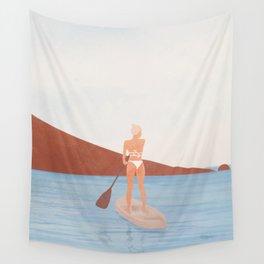 Summer Vacation II Wall Tapestry
