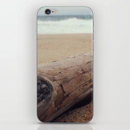 driftwood iPhone Skin