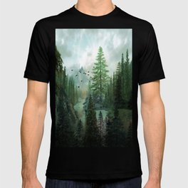 Mountain Morning 2 T-shirt