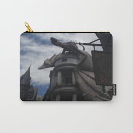 Diagon Alley Dragon Carry-All Pouch