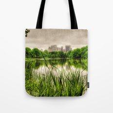 New York Central Park Tote Bag