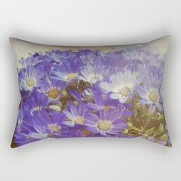 My boheme flowers / Mis flores bohemias Rectangular Pillow