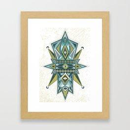 tiptop Framed Art Print