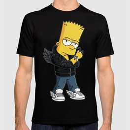 Bart Simpson as JEREMY SCOTT T-shirt