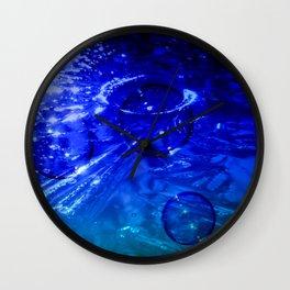 Smooth ice Wall Clock