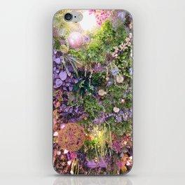 A Florist's Ceiling Garden iPhone Skin