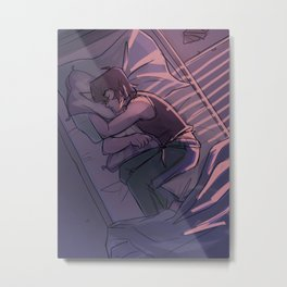 Goodnight Keith Metal Print