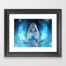 The Snow Queen 2 Framed Art Print