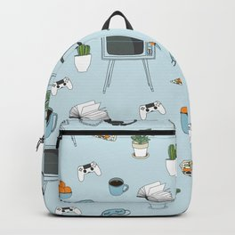 Friday Night Party {for introverts} Backpack